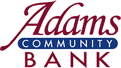 Adam's Community Bank Logo