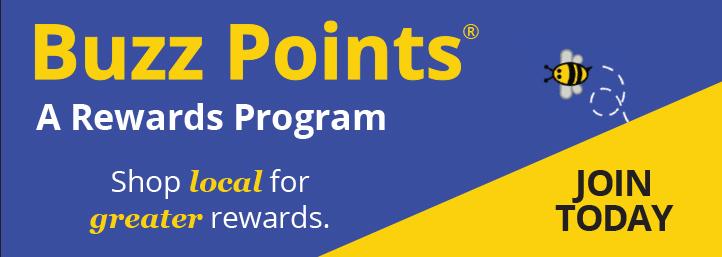 Buzz Points Rewards