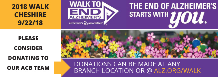 Alzheimer's Association, The end of Alzheimer's starts with you