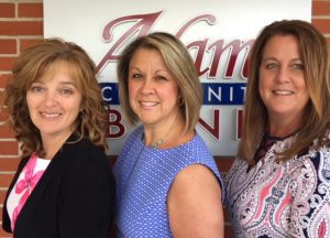 Adams Community Bank Loan Officers