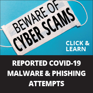 Link to COVID-19 Scams